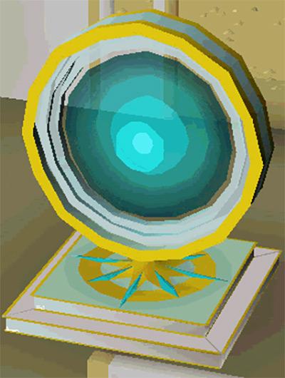 Crystalline Portal Nexus House Upgrade in OSRS