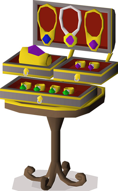 Ornate Jewellery Box House Upgrade in OSRS