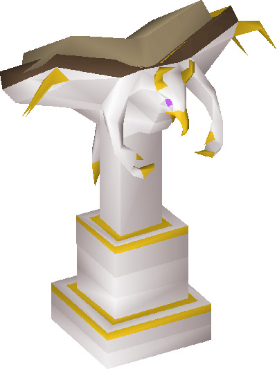 Marble Lectern House Upgrade in OSRS