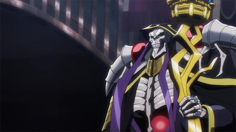 Momonga from Overlord screenshot