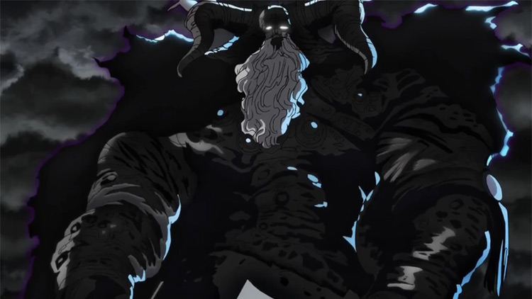 The Demon King from The Seven Deadly Sins screenshot