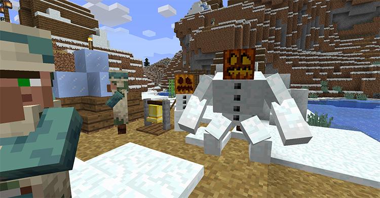 Mutant Beasts Minecraft mod