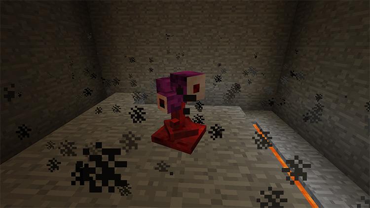 Deadly Monsters Minecraft mod screenshot
