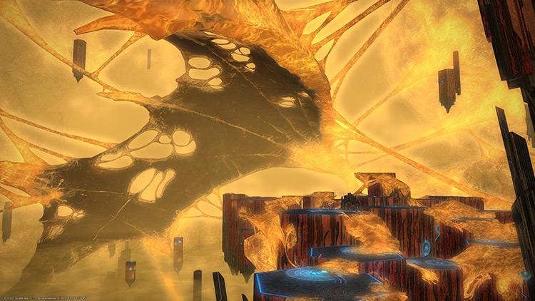 Raid/Trial Overview / FFXIV Screenshot