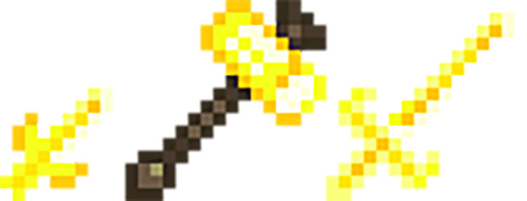 Treasure Hoarder Weapons Mod for Stardew Valley