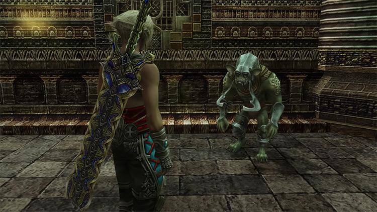 Necrohol of Nabudis Shop in Final Fantasy XII: The Zodiac Age screenshot
