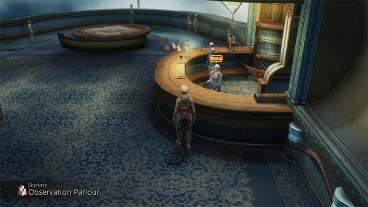Airship Shop in Final Fantasy XII: The Zodiac Age screenshot