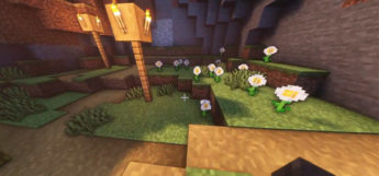 Healing Campfire Mod Preview in Minecraft