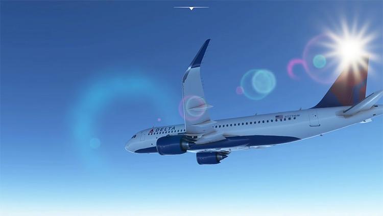 FlyByWire Simulations A32NX mod for Microsoft Flight Simulator