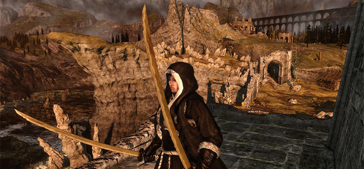 Dark Souls 2: The Best Weapons For Poison Infusion