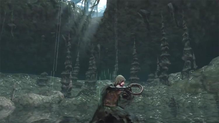 Dark Souls 2 Spotted Whip screenshot