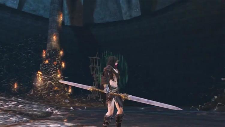 Dark Souls 2 Twinblade screenshot