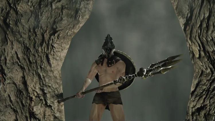 Dark Souls 2 Channeler's Trident screenshot