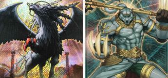 Judgment Dragon & Wulf Lightsworn Beast YGO Cards
