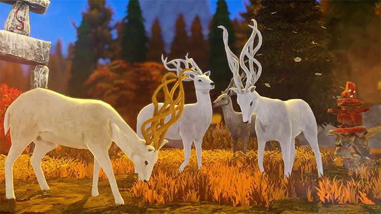 DAI Decorations / Sims 4 CC screenshot
