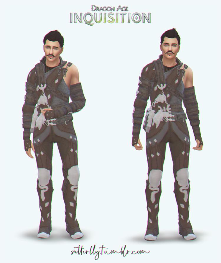 Dorian Outfit / Sims 4 CC