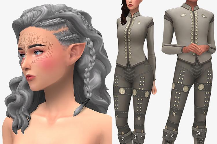 DA:I Inquisition Collection / Sims 4 CC