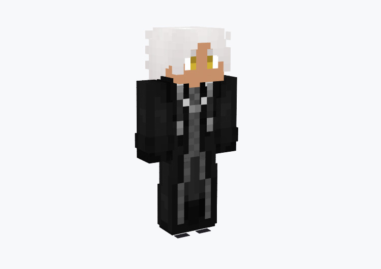 Young Xehanort from Kingdom Hearts / Minecraft Skin