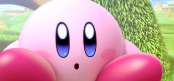 Kirby from Kirby All Star Allies (Screenshot)