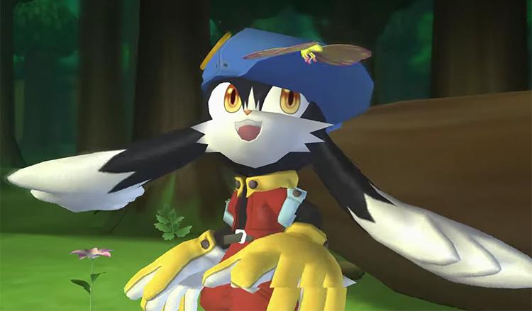 Klonoa HD screenshot