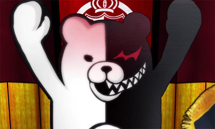Monokuma from Danganronpa: Trigger Happy Havoc screenshot