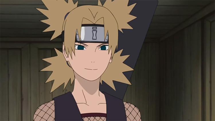 Temari Nara Naruto Anime Screenshot