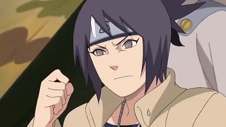 Anko Mitarashi from Naruto Anime