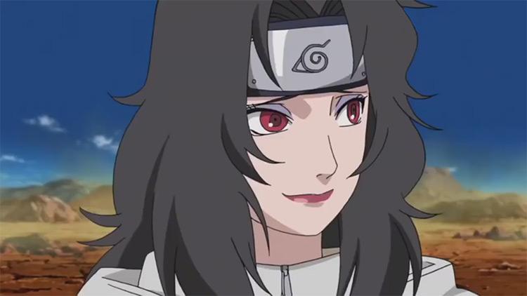 Kurenai Yuhi from Naruto Anime
