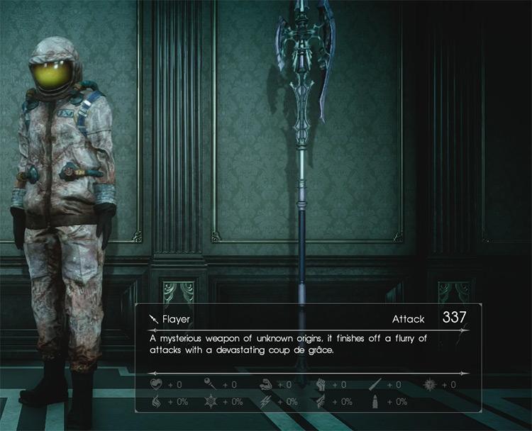 FFXV Flayer screenshot