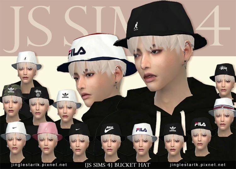 Bucket Hat / Sims 4 CC