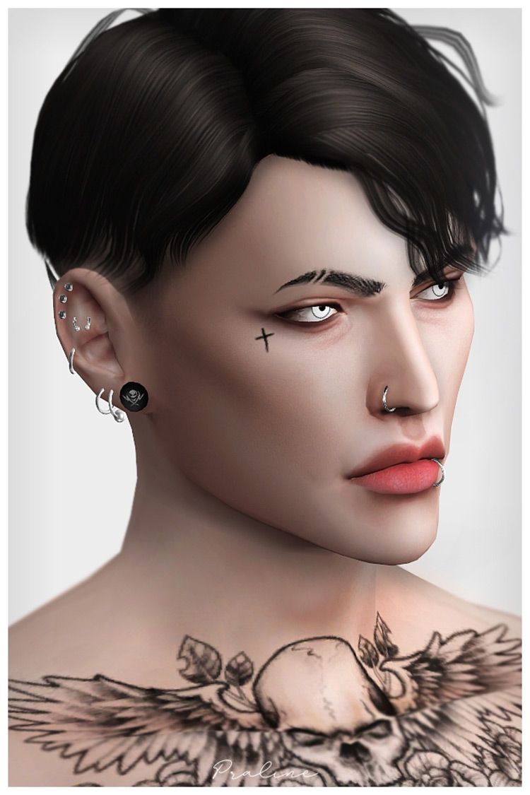 Ultimate Earring Collection / Sims 4 CC