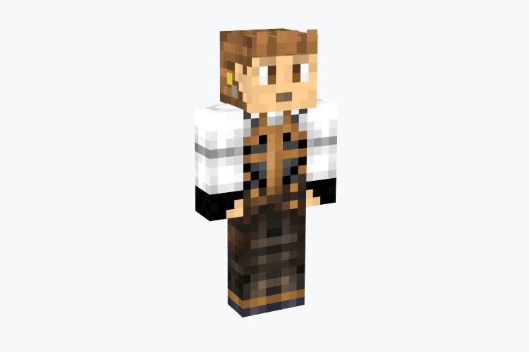 Balthier from FF12 / Minecraft Skin