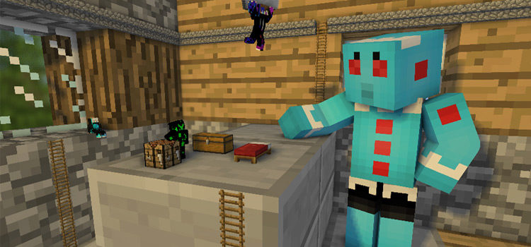 The Best Robot Minecraft Skins (All Free)