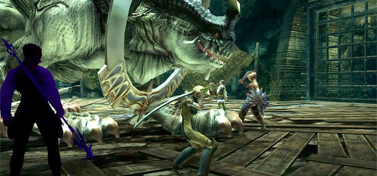 FFXII: The Best Early Game Weapons