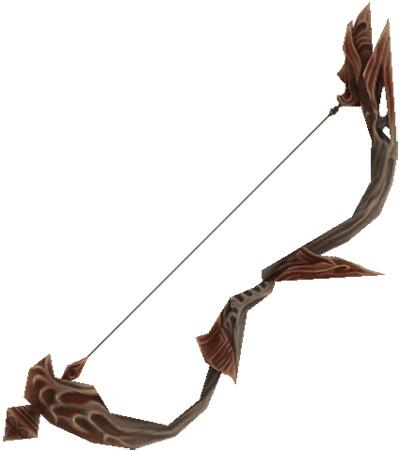 Burning Bow in FFXII Zodiac Age