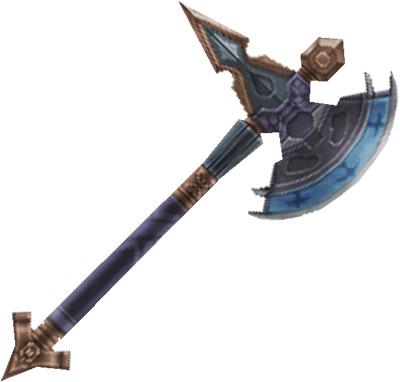 Slasher Weapon in FFXII Zodiac Age