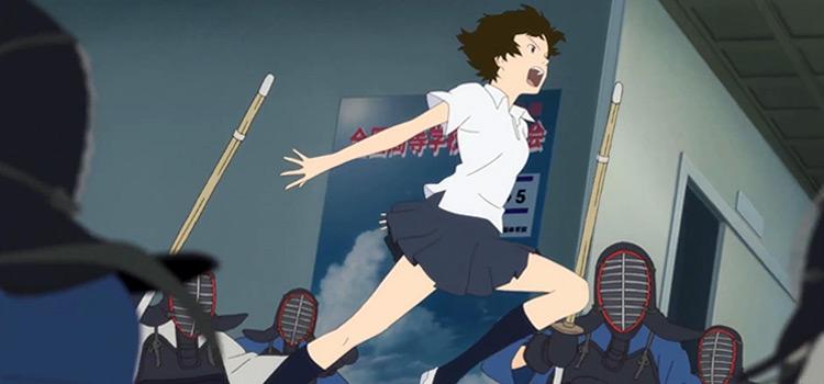 Makoto Konno from Girl Who Leapt Through Time Anime