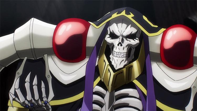 Momonga from Overlord