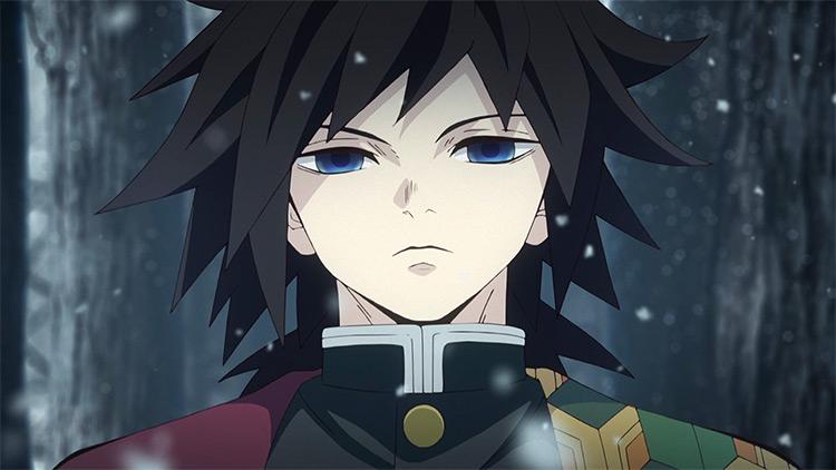 Giyu Tomioka from Demon Slayer