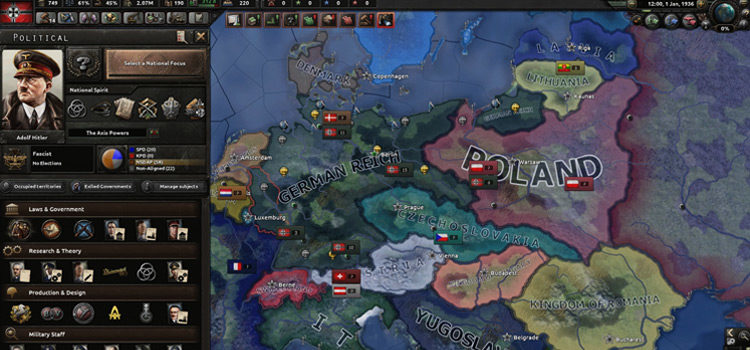 Best Hearts of Iron 4 Realism Mods For More Immersion