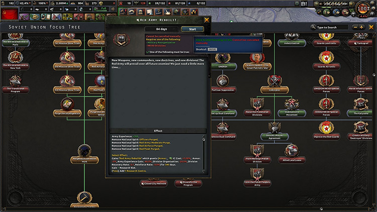 BlackICE Mod for Hearts of Iron 4