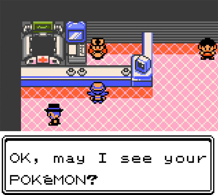 Pokémon Perfect Crystal Gameplay