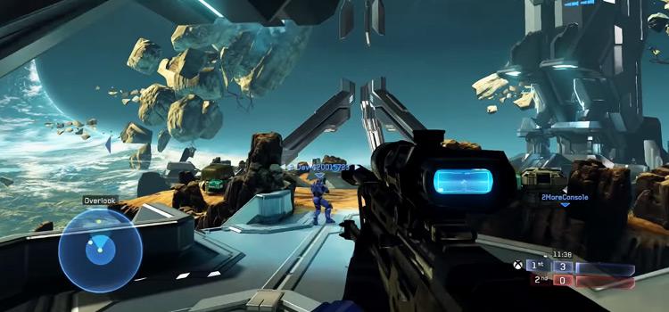 Halo MCC Multiplayer on Xbox One