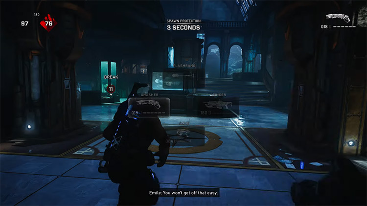 Gears 5 multiplayer Xbox One gameplay