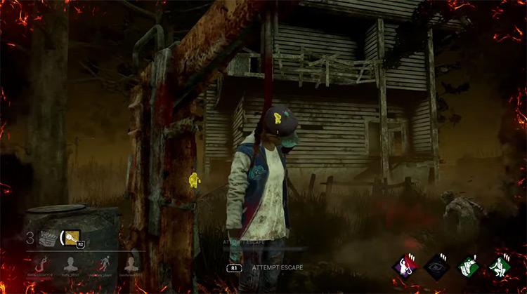 Dead by Deadlight multiplayer game screenshot