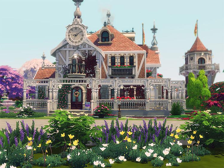 Alice in Wonderland-inspired Villa (Lot) TS4