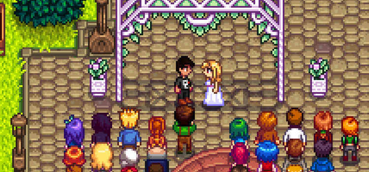 Stardew Valley Romance Mods: Spouses, Marriage & More