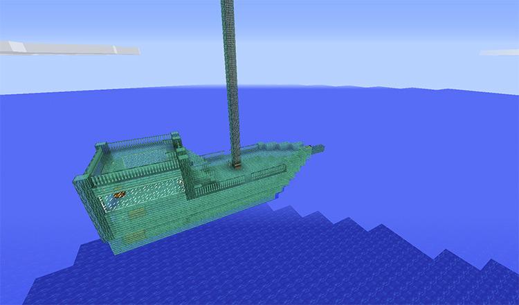 Pirates Mod for Minecraft
