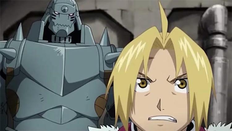 Fullmetal Alchemist: Brotherhood screenshot