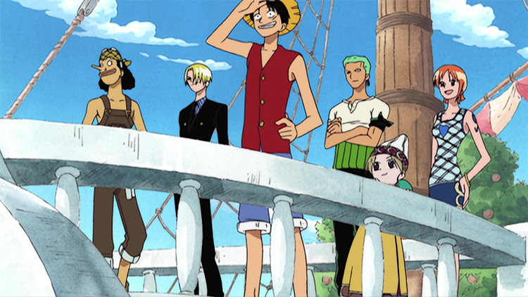 One Piece screenshot